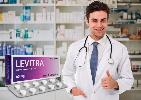 Can I Get Levitra (Vardenafil) Over The Counter